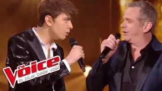 Frank Sinatra / Claude François - My Way | Antoine & Garou | The Voice France 2016 | Finale