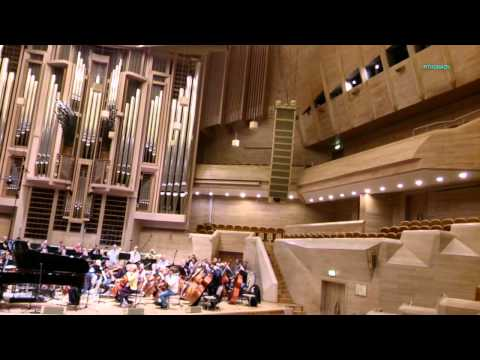 MOSCOU - PART 4 - INTERNATIONAL HOUSE OF MUSIC MOSCOW