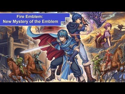 Fire Emblem: New Mystery of the Emblem [Mini-Reseña]