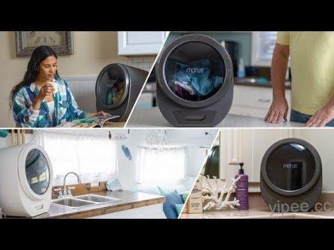 可放桌上的迷你烘乾機!只要 15 分鐘就能烘乾衣服