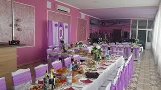 Свадьба на 70 человек. Свадьбы до 100 чел. +375(33) 3444450 .Очень уютно и вкусно, всего 35 руб/чел