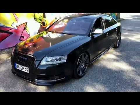 Meine Umbauten Am Audi A6 4f Youtube