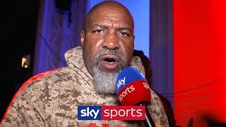 Shannon Briggs on why KSI vs Logan Paul is NOT disrespectful to the sport of boxing