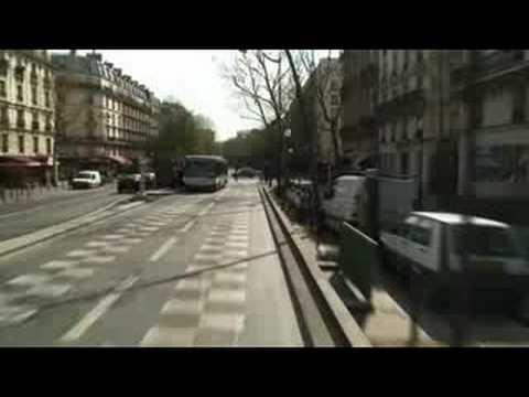 Mobilien: Paris Version of Bus Rapid Transit