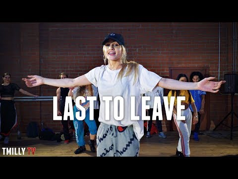 Louis The Child - Last to Leave - ft Caroline Ailin - Choreography by Jake Kodish - #TMillyTV