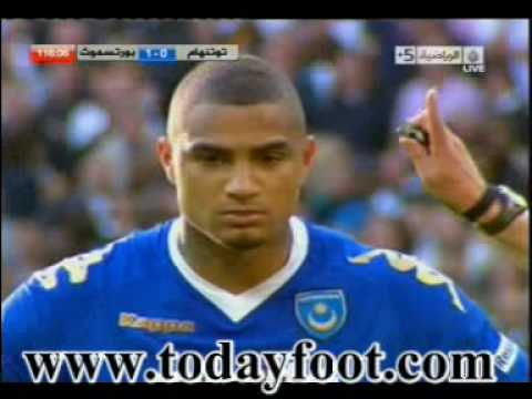 Tottenham H. 0 - 2 Portsmouth Fa Cup Semi Final 11/04/2010 HQ/HD