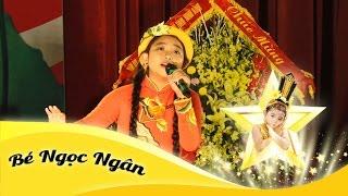 Chùa Thiêng Bái Đính | Bé Ngọc Ngân hát cúng Đại Lễ Phật Đản 2017 tại chùa Bái Đính