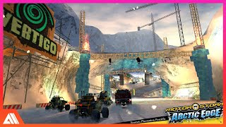 Motorstorm Arctic Edge HD PS2 Gameplay Part 1