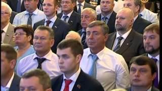Церемония вступления в должность главы администрации Краснодарского края В.И. Кондратьева