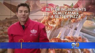 Papa John's Founder John Schnatter Resigns As Chairman Of Board After Using Racial Slur