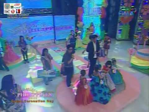 Little Miss Philippines 2012 Grandfinals Special Awards and the Magic 5