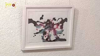 Ausstellung von Elisabeth Wacker in Pfullingen