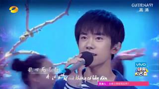 [Vietsub HD] Ly Tao live - Dịch Dương Thiên Tỉ (Happy Camp 170506 đoàn phim Tư Mĩ Nhân)
