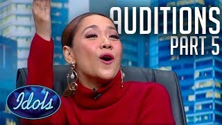 Download lagu Amazing Auditions on Indonesian Idol 2019 Part 5 Idols Global