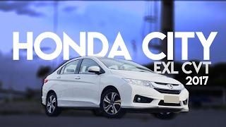 Honda City EXL CVT 2017 - RACIONAUTO
