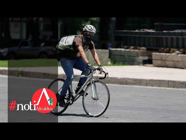 NotiAlcaldes: La CDMX presenta plan de protección al ciclista