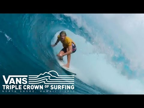 Billabong Pipe Masters 2017: Final Day Highlights  Vans Triple Crown of Surfing  VANS