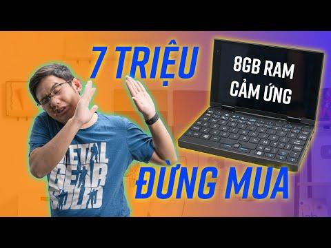 Laptop Mini 7 Triệu: 8GB RAM, Màn Hình Cảm ứng Nhưng ĐỪNG DẠI MÀ MUA