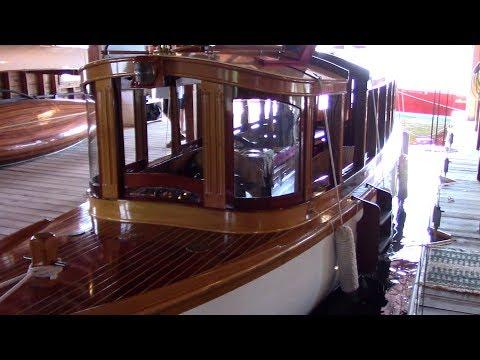 Lake of Bays run- Antique-Classic & Mini Tugboat- July 2017