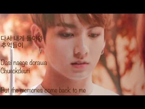 BTS JUNGKOOK COVER SOFA ( BY CRUSH) WITH TEARFUL VOICE / 방탄 정국이가 아련히 부르는 SOFA-LYRICS: KOR/ROM/ENG