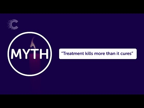 Does cancer treatment kill more patients than it cures?