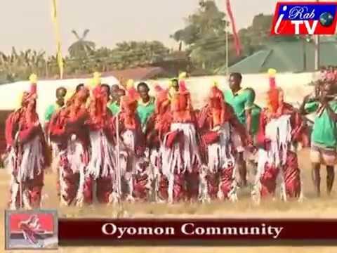 Egbabonelimwin, Esan Acrobatic Dancing Competition
