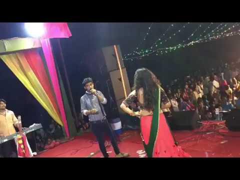 sonu charan Nikul Barot dance garba 2017   Gujarati video song hd