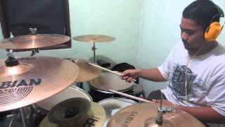 Noah - Langit Tak Mendengar (Drum Cover by Fakhri)