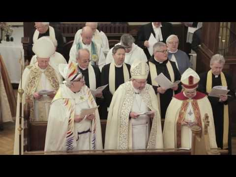 Episcopal ordination of Bruce Myers