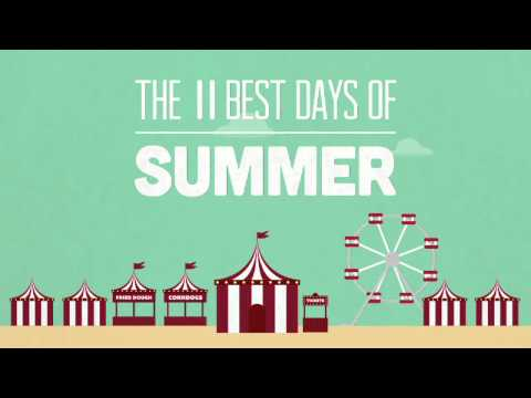 2012 Maryland State Fair Commercial