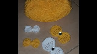 Crochet Bow Application