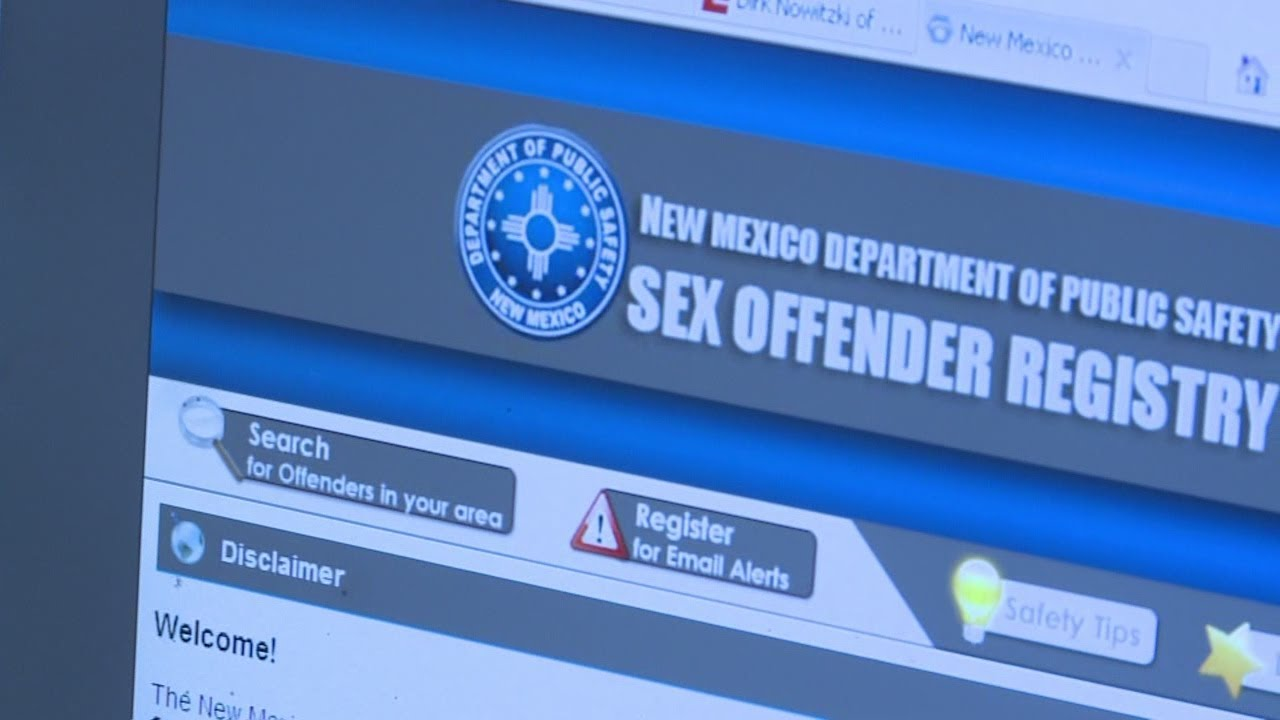 new mexico law search