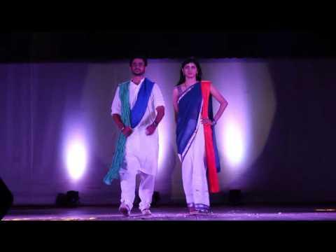 Spandan 2k16...Incredible India Fashion Show