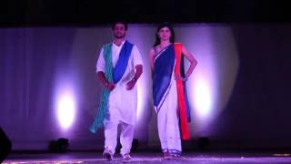 Spandan 2k16...Incredible India Fashion Show