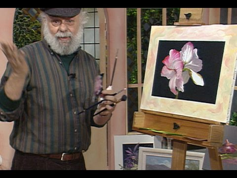 """The Beauty of Oil Painting, Series 1, Episode 9 """"Amaryllis"""""""