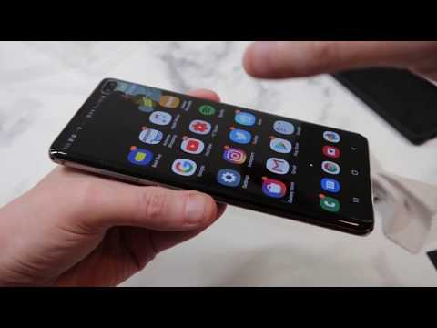 Zagg glassfusion Screen Protector For Samsung Galaxy S10+ Review