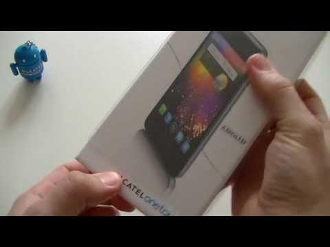 Alcatel One Touch Star - déballage | par Top-For-Phone.fr