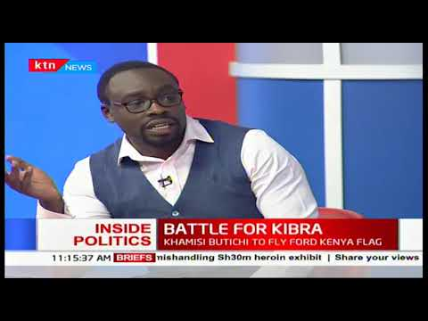 Imran Okoth, Ken Okoth\'s brother to battle Mariga and others in the Kibra polls| INSIDE POLITICS