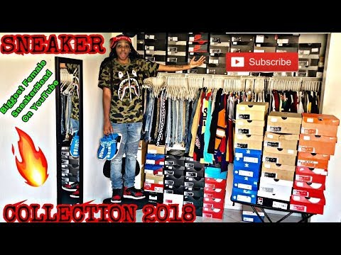Sneaker Collection 2018 (Part 6)