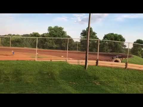 Tj Roush Motorsports qualifying @ Ohio valley speedway June 16 2018