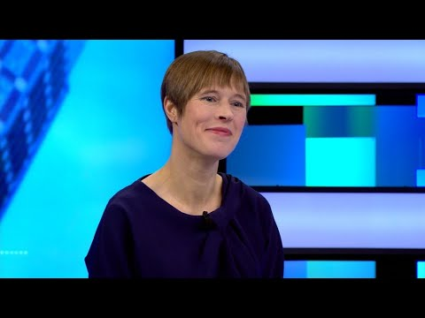 Estonia at 100: President Kaljulaid on risks, opportunities and Europhilia