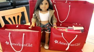 Opening American Girl Doll Haul From Agp Seattle!