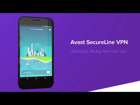 Avast SecureLine VPN - Browse The Web Anonymously And Privately