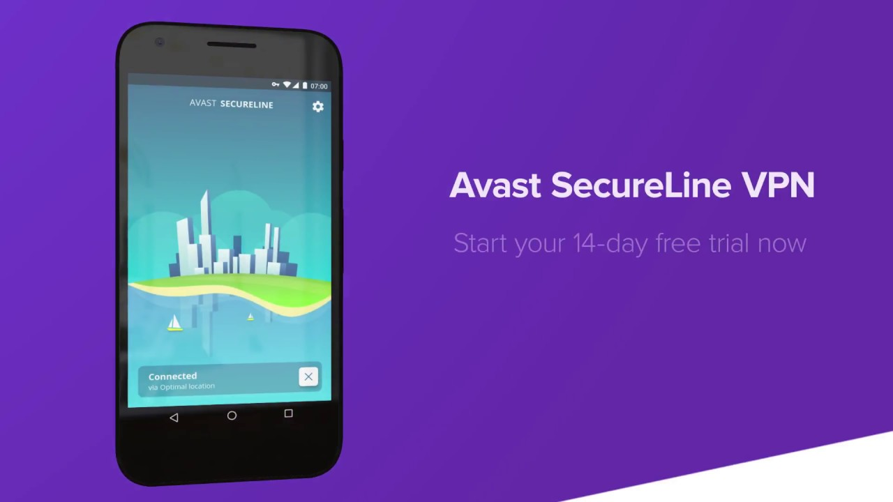 avast secureline google play