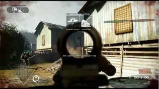 Medal of Honor Warfighter Multiplayer gameplay 2 xbox 360