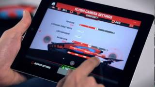 AR.Drone Director Mode (CES 2013 Preview)