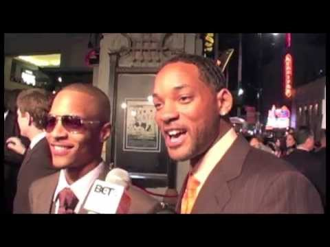 Will Smith and T.I. Interview - ATL