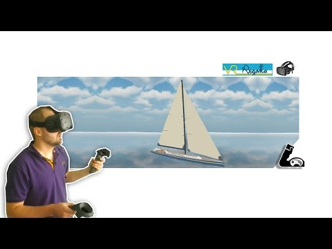 VR Regatta - Learn How To Sail In Virtual Reality