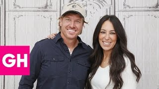 Chip and Joanna Gaines' Real-Life Love Story | GH