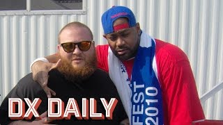 Video Ghostface Killah Threatens Action Bronson, Bloods, Crips Discuss Kendrick Lamar's Reebok download MP3, 3GP, MP4, WEBM, AVI, FLV Juni 2018
